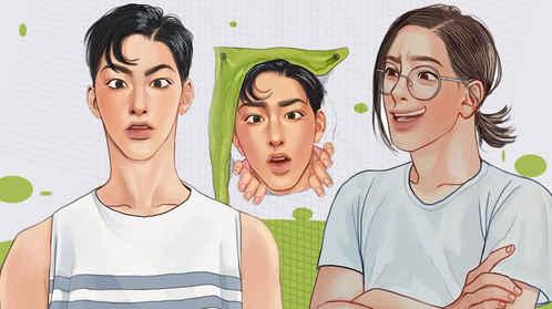 《驱魔师柳镇漫画》~(韩国漫画)~(全文在线阅读)